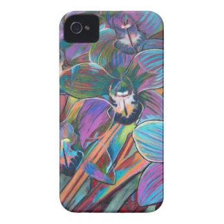 Cymbidium Carnival 2 iPhone 4 Cover