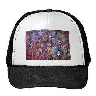 Cymbidium Orchid Carnival Cap