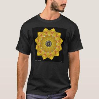 Cymbidium orchid kaleidoscope T-Shirt
