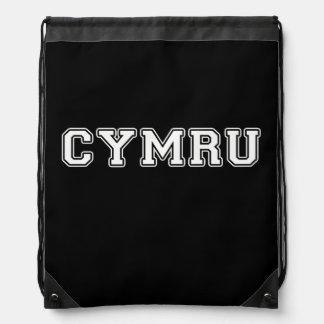 Cymru Drawstring Bag