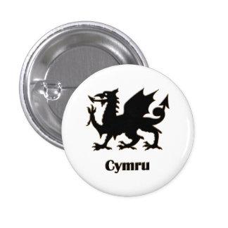 Cymru, Wales pin