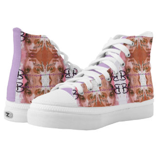 Cynt's Daughter High Tops