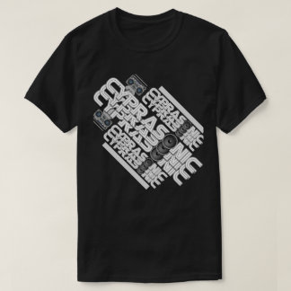 Cyprasonic Triple Nine Speaker T-Shirt