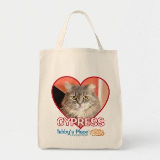 Cypress - Beige Tote Bag