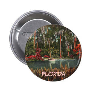Cypress Gardens Florida Button
