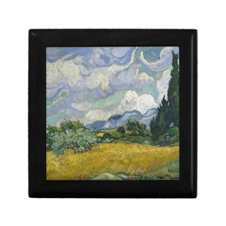 Cypress Grove and Wheat Field Gift Box