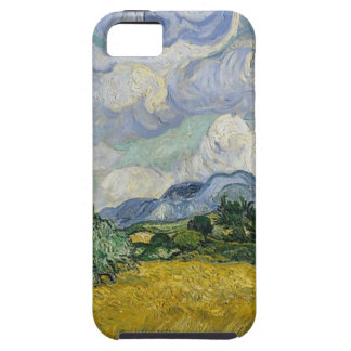 Cypress Grove and Wheat Field iPhone 5 Case
