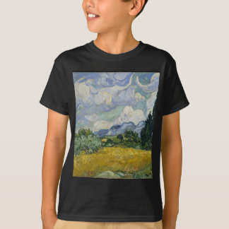 Cypress Grove and Wheat Field T-Shirt