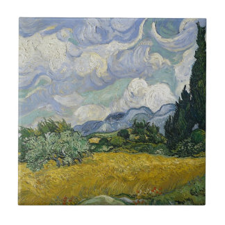 Cypress Grove and Wheat Field Tile