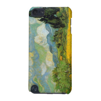 Cypresses by Vincent van Gogh iPod Touch (5th Generation) Cases