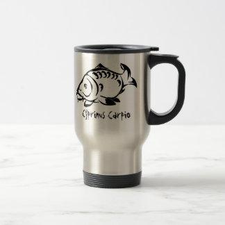 Cyprinus carpio Travel Mug