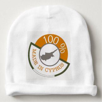 CYPRUS 100% CREST BABY BEANIE