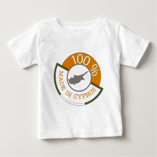 CYPRUS 100% CREST BABY T-Shirt