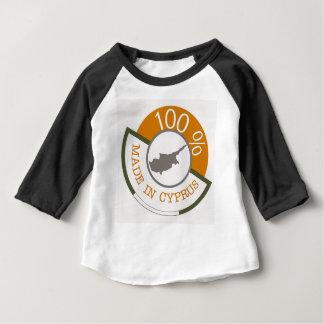 CYPRUS 100% CREST BABY T-Shirt