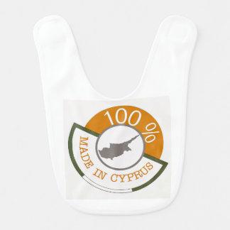 CYPRUS 100% CREST BIB