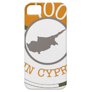 CYPRUS 100% CREST iPhone 5 CASES