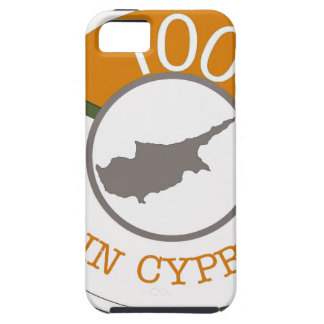 CYPRUS 100% CREST iPhone 5 COVER