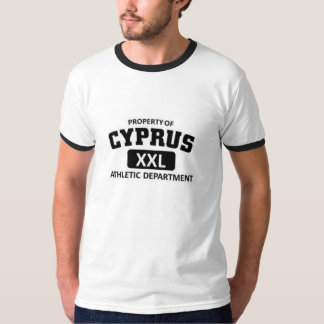 Cyprus Athletic department T-Shirt