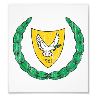 Cyprus Coat Of Arms Photo