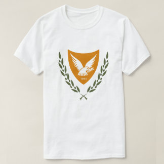 Cyprus Coat of Arms T-shirt