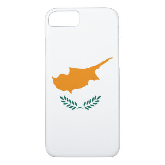 Cyprus country flag symbol long iPhone 8/7 case