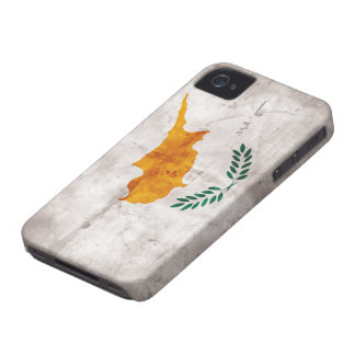 Cyprus; Cypriot Flag iPhone 4 Cases