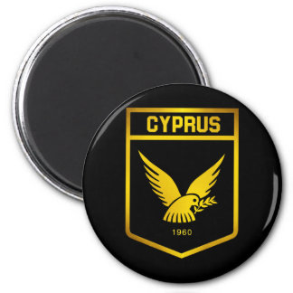 Cyprus Emblem Magnet