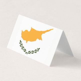 Cyprus Flag Card