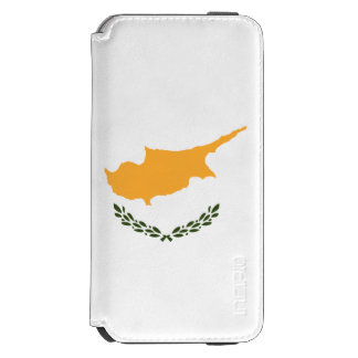 Cyprus Flag Incipio Watson™ iPhone 6 Wallet Case