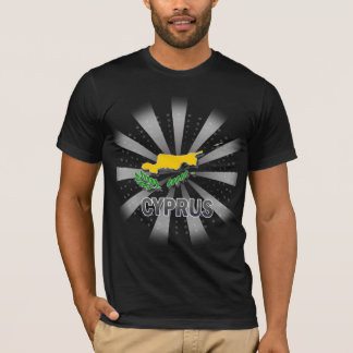 Cyprus Flag Map 2.0 T-Shirt
