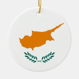 Cyprus Flag Ornament