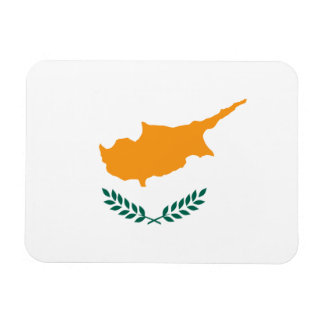 Cyprus Flag Rectangular Photo Magnet