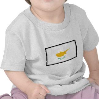 Cyprus Flag T Shirts