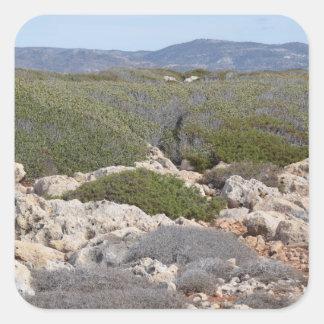 Cyprus Landscape Stickers