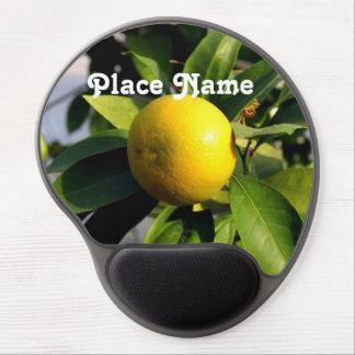Cyprus Lemons Gel Mousepads