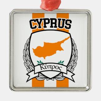 Cyprus Metal Ornament