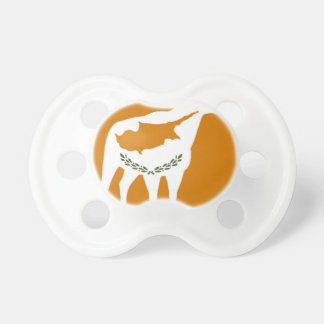 CYPRUS NATIONAL RAM BABY PACIFIER