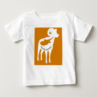 CYPRUS NATIONAL RAM BABY T-Shirt
