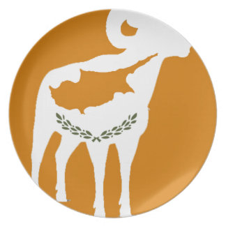 CYPRUS NATIONAL RAM PLATE