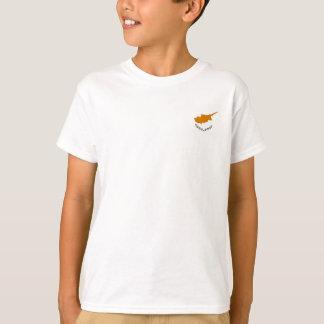 Cyprus National World Flag T-Shirt