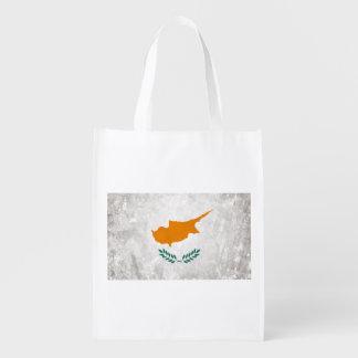 Cyprus Reusable Grocery Bag