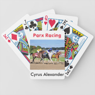 Cyrus Alexander-Rafael Bejarano Poker Deck
