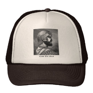 Cyrus the great Mind Cap