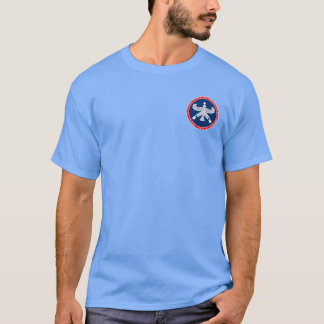 Cyrus the Great Red White & Blue Seal Shirt