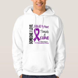 Cystic Fibrosis Needs A Cure 3 Hoodie