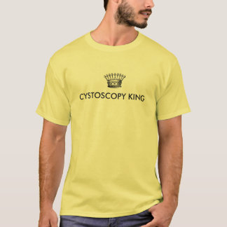 CYSTOSCOPY KING T-SHIRT