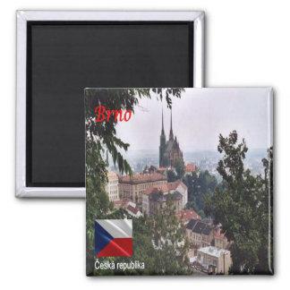 CZ - Czech Republic - Brno Magnet