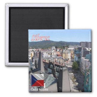 CZ - Czech Republic - Liberec Magnet