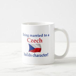 Czech Builds Character Coffee Mug