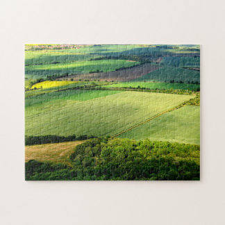Czech Central Mountains Jigsaw Puzzle